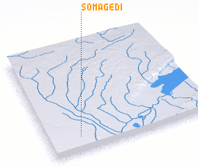 3d view of Somagedi