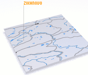 3d view of Zikhnovo