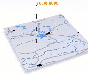 3d view of Yelokhovo