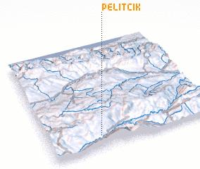 3d view of Pelitçik