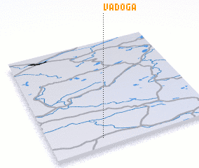 3d view of Vadoga