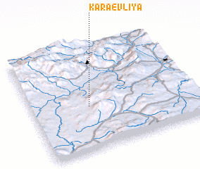 3d view of Karaevliya