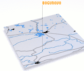 3d view of Bogunovo