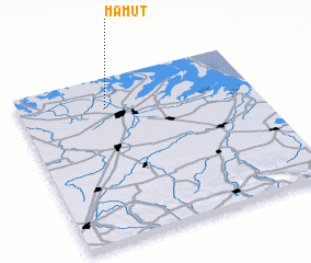 3d view of Mamut