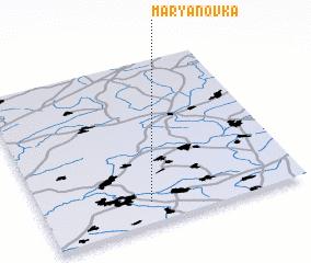 3d view of Mar'yanovka