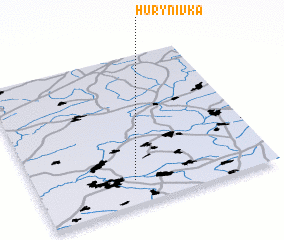 3d view of Hurynivka
