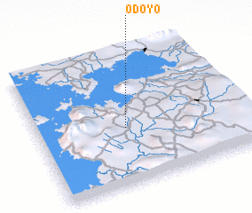 3d view of Odoyo
