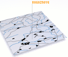 3d view of Rogoznoye