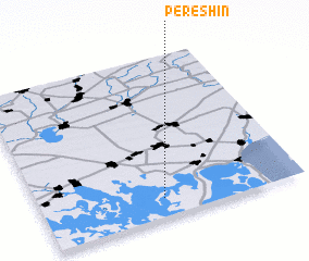 3d view of Pereshin