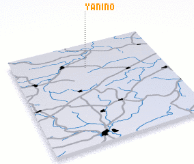 3d view of Yanino