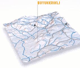 3d view of Büyükerikli
