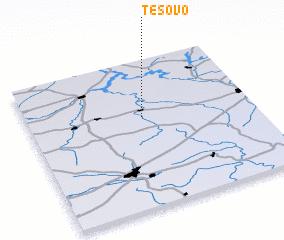 3d view of Tësovo
