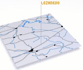 3d view of Lezhnëvo