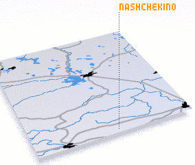 3d view of Nashchëkino