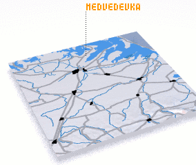3d view of Medvedevka