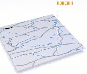 3d view of Konchik