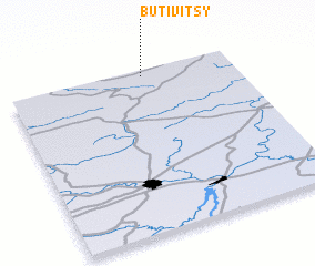 3d view of Butivitsy