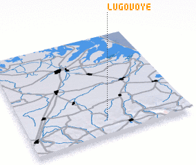 3d view of Lugovoye
