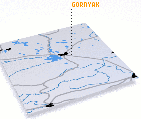 3d view of Gornyak