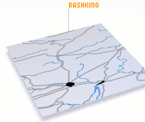 3d view of Rashkino