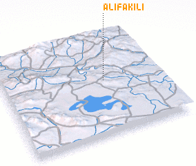 3d view of Alifakılı