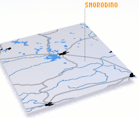 3d view of Smorodino