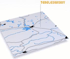 3d view of Terelesovskiy