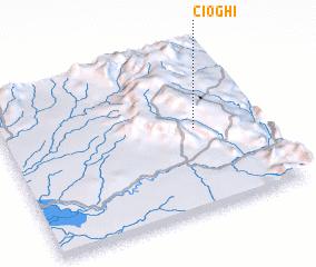 3d view of Cioghi