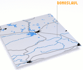 3d view of Domoslavl\
