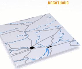 3d view of Bogat\