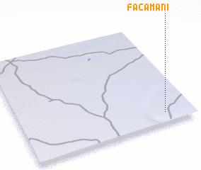3d view of Facamani