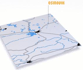 3d view of Osinovik