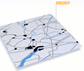 3d view of Vinskiy