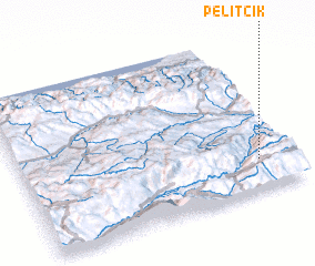 3d view of Pelitcik