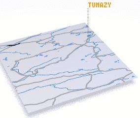 3d view of Tumazy