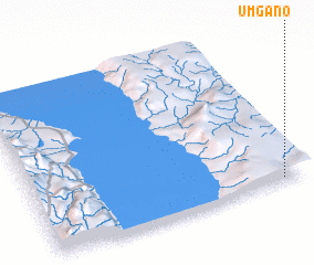 3d view of Umgano