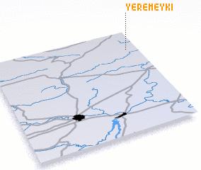 3d view of Yeremeyki