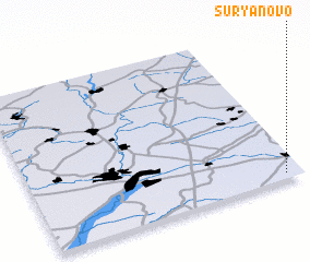 3d view of Sur\