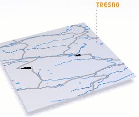 3d view of Tresno