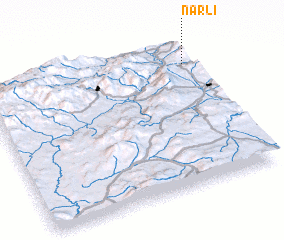 3d view of Narlı