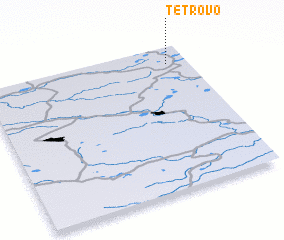 3d view of Tetrovo