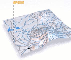 3d view of Apokin