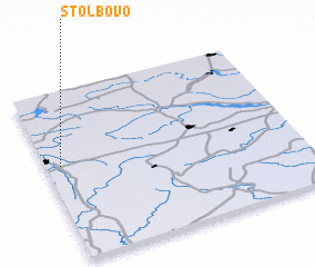3d view of Stolbovo