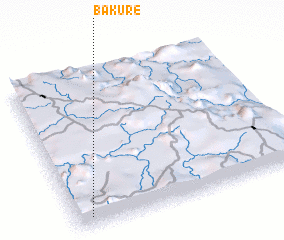 3d view of Bakurē