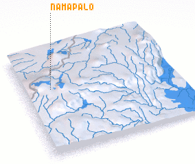 3d view of Namapalo