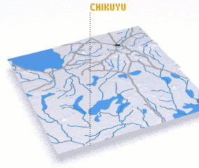 3d view of Chikuyu
