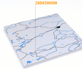 3d view of Zadeshikha