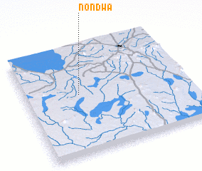 3d view of Nondwa