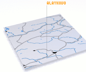 3d view of Alaykovo