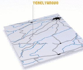 3d view of Yemel\